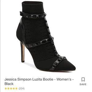 Jessica Simpson Luzita Bootie